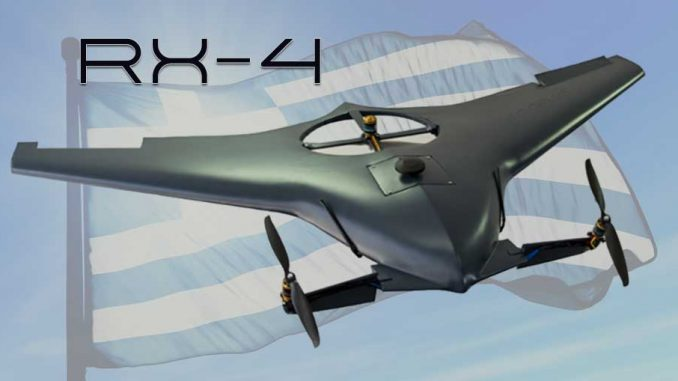 RX-4 UAV