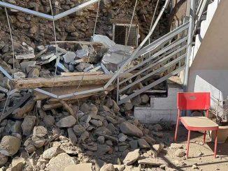 Δύσκολη νύχτα στη Θεσσαλία μετά τον σεισμό των 6 Ρίχτερ