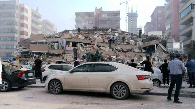 Σεισμός-Τουρκία