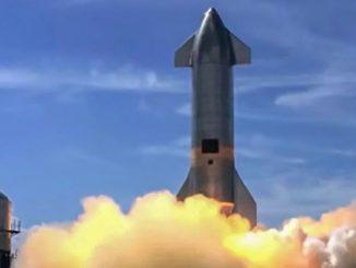 Μια ανάσα από την επιτυχία βρέθηκε ο πύραυλος της Space X