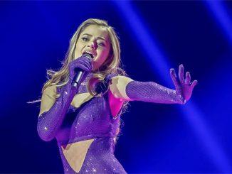 Stefania με το «Last Dance»