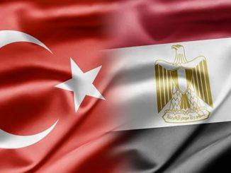 Τουρκίας με την Αίγυπτο