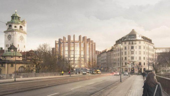 Wulf Architekten GmbH - Visualisierung 1