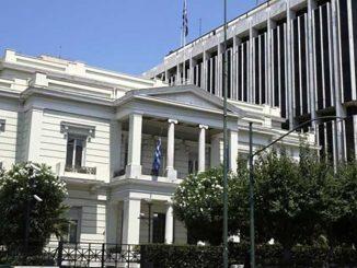 ελληνική πρεσβεία στην Άγκυρα