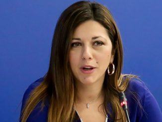 υφυπουργός Τουρισμού Σοφία Ζαχαράκη